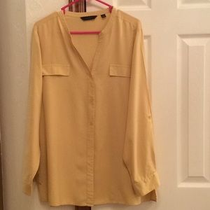 Investments  blouse. Size XL